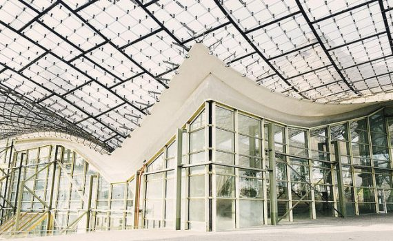 Outdoor Indoor Membrane Structure