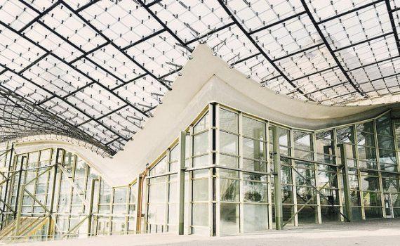 Outdoor Indoor Membrane Structure
